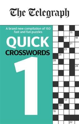 The Telegraph Quick Crosswords 1 by THE TELEGRAPH MEDIA GROUP image