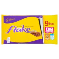 Cadbury Flake Bar (9 pack)