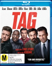 Tag on Blu-ray