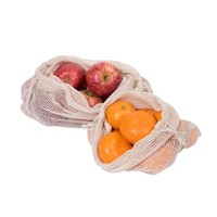 Organic Cotton Produce Bags (6pk)