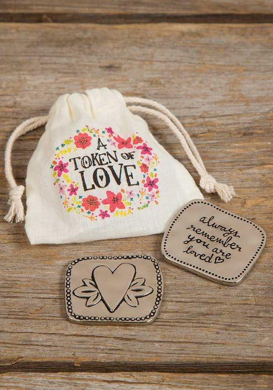 Natural Life: Giving Token - Love