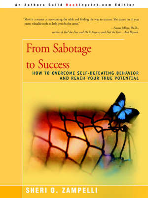 From Sabotage to Success by Sheri O Zampelli image