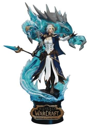 "World of Warcraft: D-Stage DS-043 Jaina 6"" Statue"