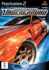 Need for Speed: Underground for PlayStation 2