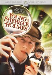 Young Sherlock Holmes - The Pyramid Of Fear on DVD