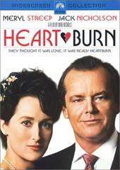 Heartburn on DVD
