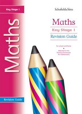 Key Stage 1 Maths Revision Guide by Steve Mills image