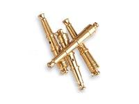 Artesania Latina Brass Cannons 30mm x4