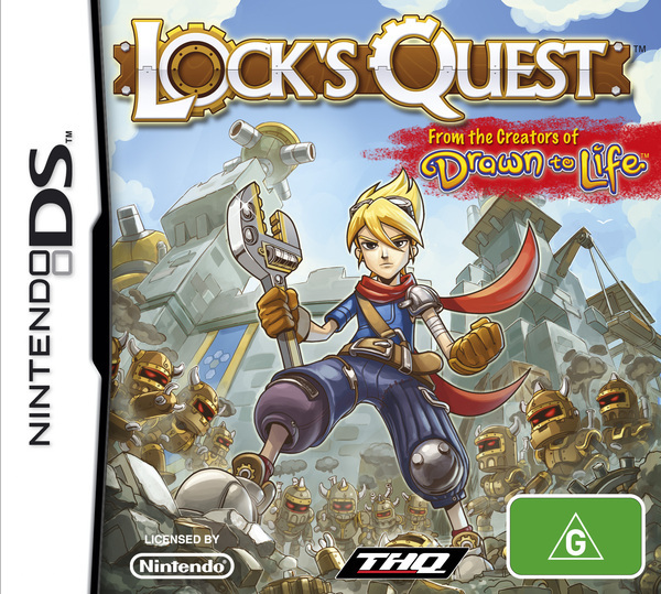 Lock's Quest for DS