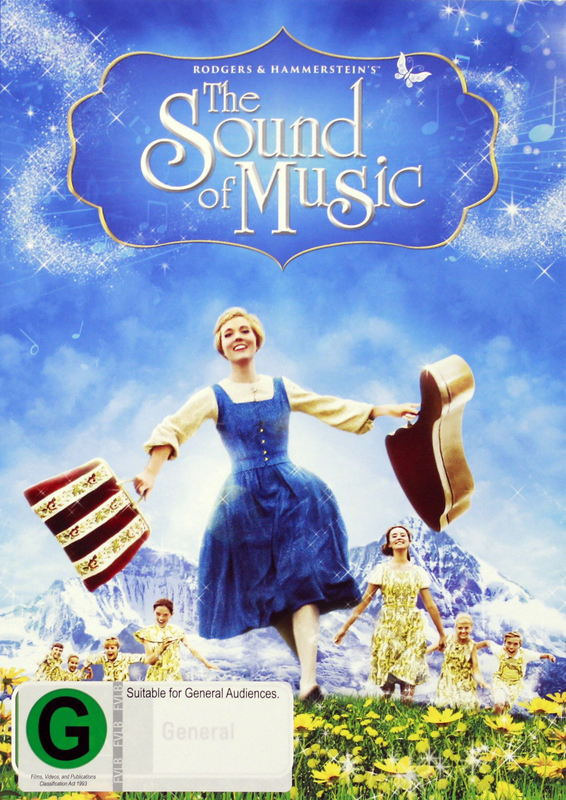 Sound Of Music on DVD