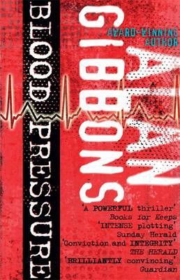 Blood Pressure by Alan Gibbons