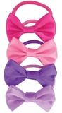 Great Pretenders - Bow Tied & True Pony Tail Holder Set