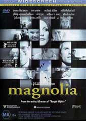 Magnolia on DVD