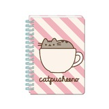 Pusheen Notebook (Catpusheeno, A5)