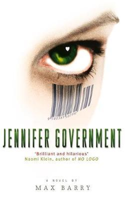 Jennifer Government by Max Barry image