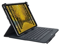 "Logitech Universal Folio with integrated keyboard for 9-10"" tablets"