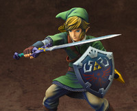 The Legend of Zelda: 1/7 Link (Skyward Sword Ver.) - PVC Figure