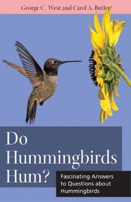 Do Hummingbirds Hum? by George C. West image