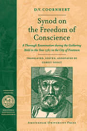 Synod on the Freedom of Conscience image
