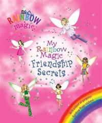 My Rainbow Magic Friendship Book (with stickers) by Daisy Meadows image