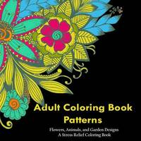 Adult Coloring Book Patterns by Victor Oj