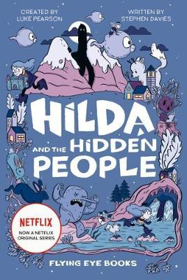 Hilda and the Hidden People by Stephen Davies image