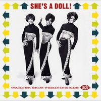 She's A Doll! Warner Bros.' Feminine Side by Various Artist