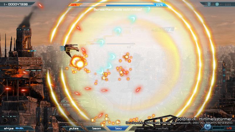 Soldner-X: Himmelssturmer Limited Edition for PC Games image