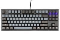 Ducky: One 2 TKL Skyline Mechanical Keyboard - Cherry Black