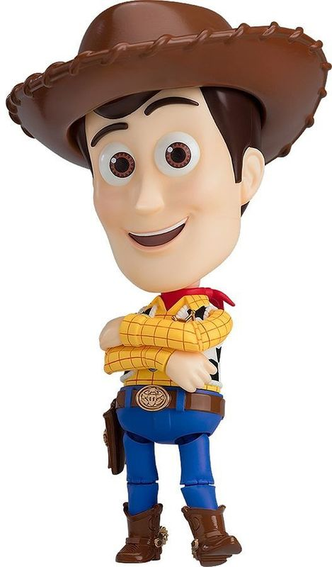 Toy Story: Woody (DX Ver.) - Nendoroid Figure