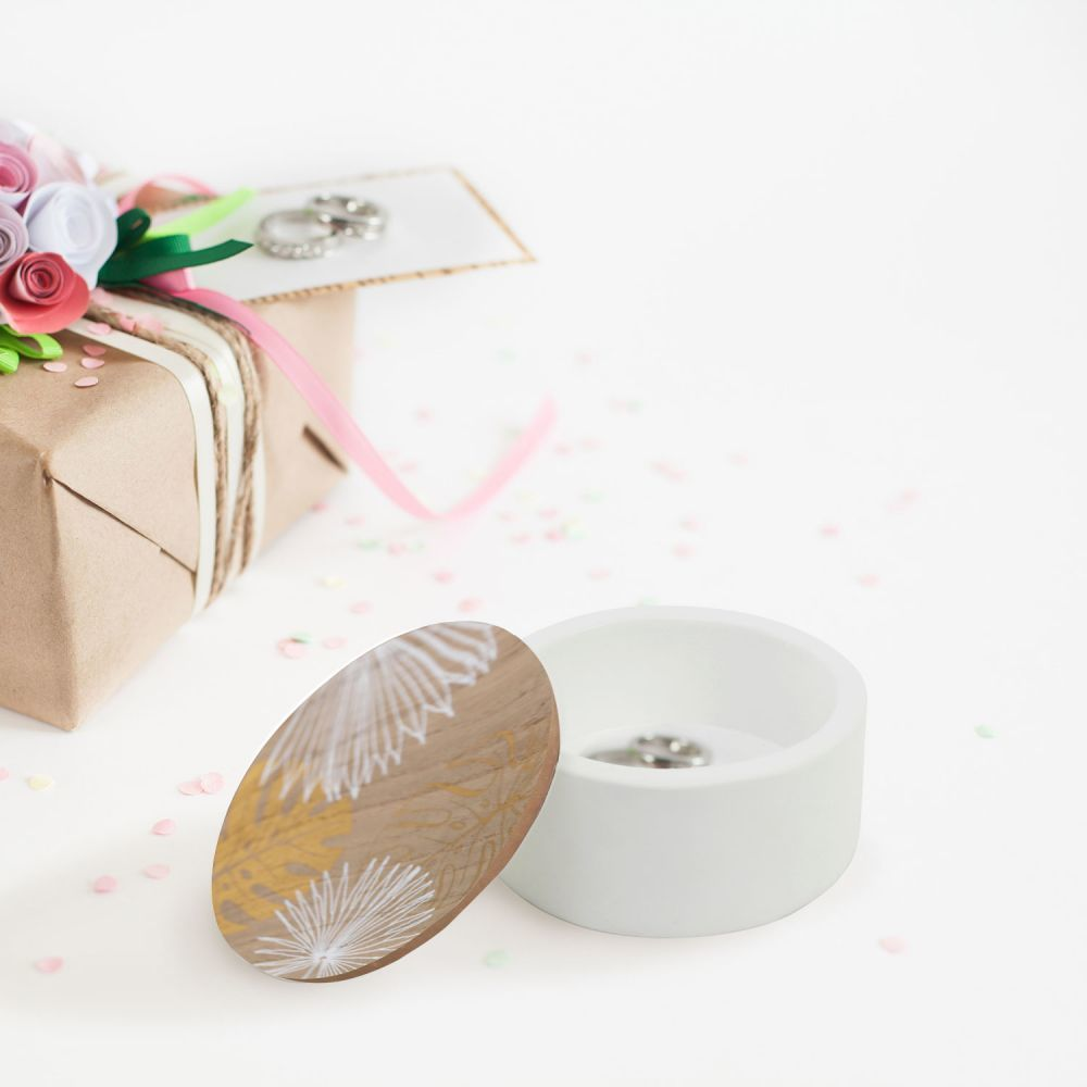 Splosh Havana Trinket Box - Medium image