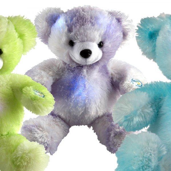 Glo-e Sparkle Bears - Lavender image