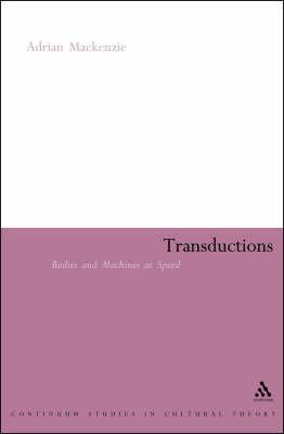 Transductions by Adrian Mackenzie image