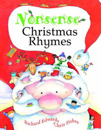 Nonsense Christmas Rhymes by Richard Edwards image