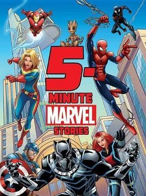 5-Minute Marvel Stories by Marvel Press Book Group