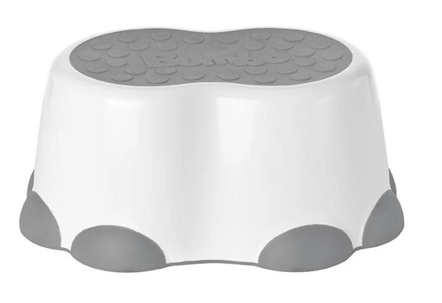 Bumbo: Step Stool - Cool Grey
