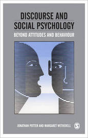 Discourse and Social Psychology by Jonathan Potter