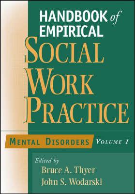 Handbook of Empirical Social Work Practice: v. 1 image