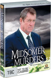 Midsomer Murders - Vol. 5.2 on DVD
