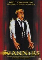 Scanners Collection 1-3 on DVD