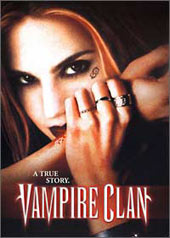 Vampire Clan on DVD