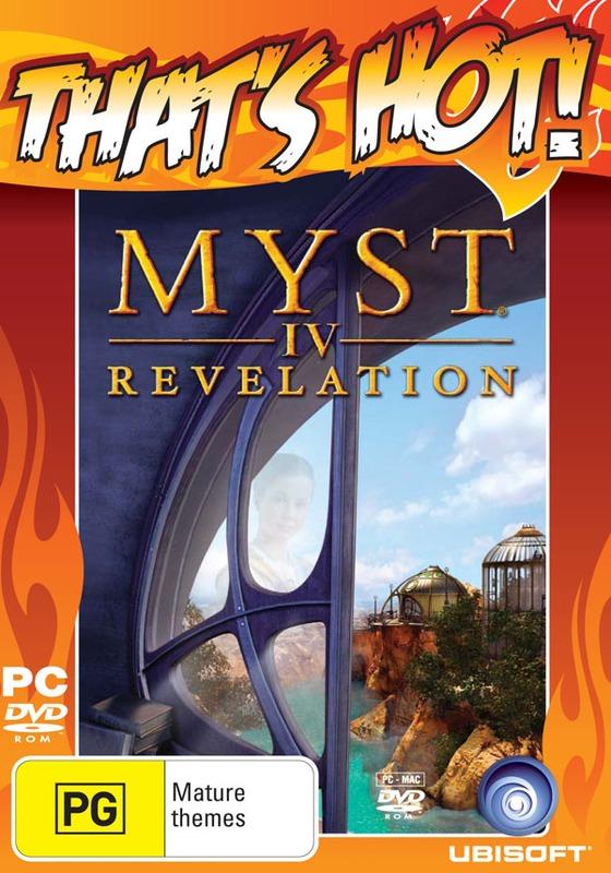 Myst IV: Revelation for PC Games