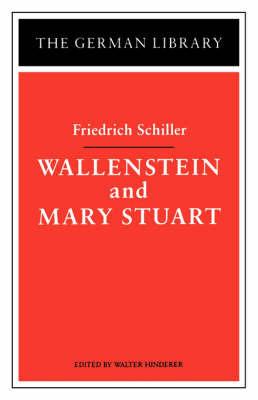 Wallenstein by Friedrich Schiller