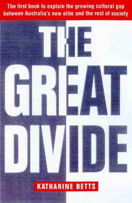 The Great Divide by Katherine Betts