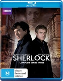 Sherlock - The Complete Third Season on Blu-ray