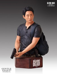 The Walking Dead Glenn Mini Bust