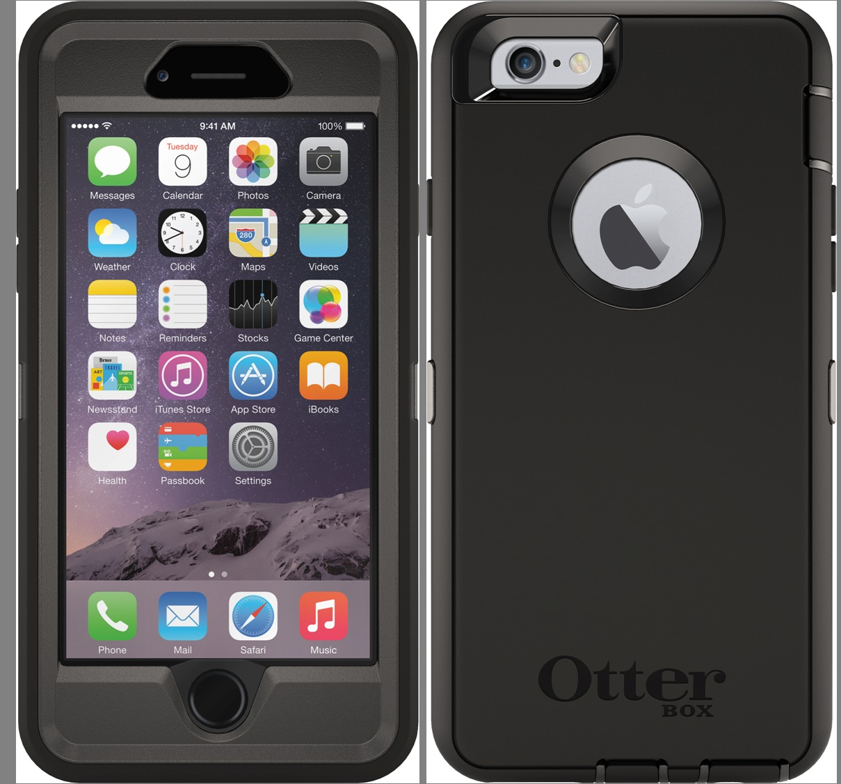otterbox for iphone 6 otterbox commuter series for iphone 6 6s plus black at 15811