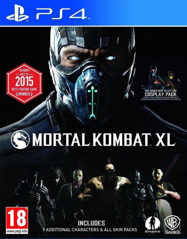 Mortal Kombat 11 Premium Edition | PS4 | Buy Now | at Mighty