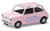 Corgi: 1/36 Commemorative Die-cast Souvenir Austin Mini