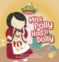 Set 00 Lilac Miss Polly Had a Dolly by Alison Hawes